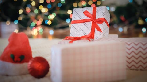 Kerstmis en nieuwjaar copyspace.