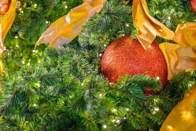 Kerstmis en nieuwjaar vakantieachtergrond