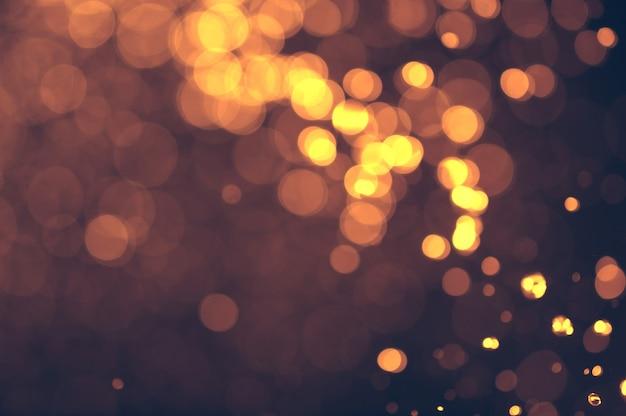 Kerstmis. feestelijke bokeh abstracte achtergrond