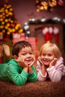 Kerstmis is de mooiste tijd van het jaar