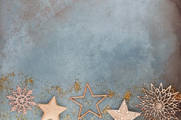 Kerstster decoratie kerstster