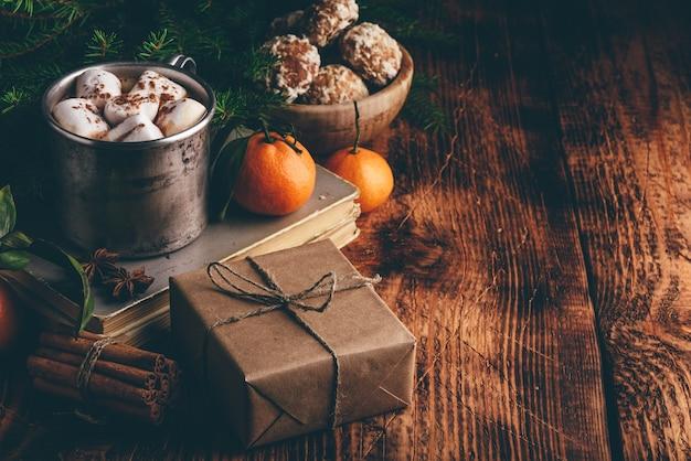Kerststilleven