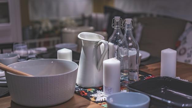 Keuken gebruiksvoorwerp set