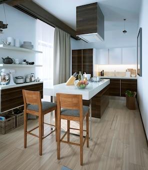 Keuken in moderne stijl