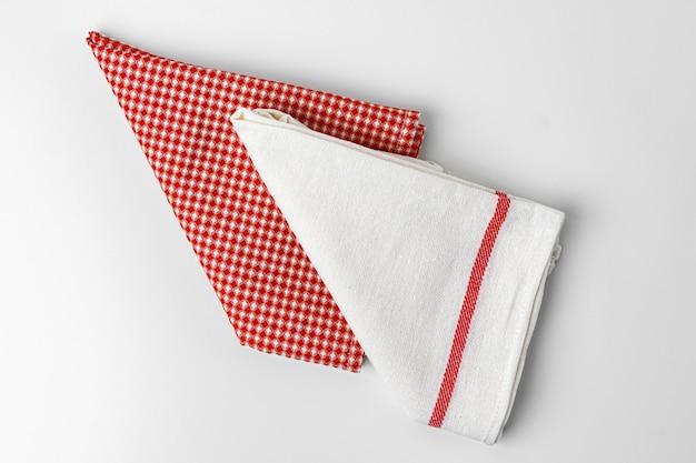 Keuken kleding geïsoleerd