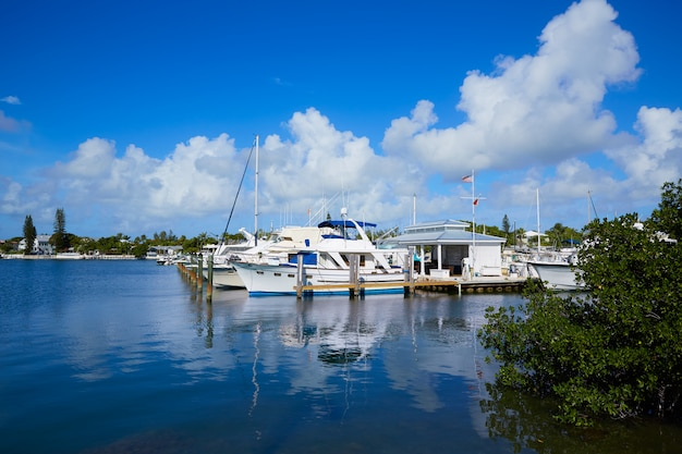 Key west florida marina garrison bight florida