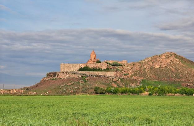 Khor virap-klooster in armenië