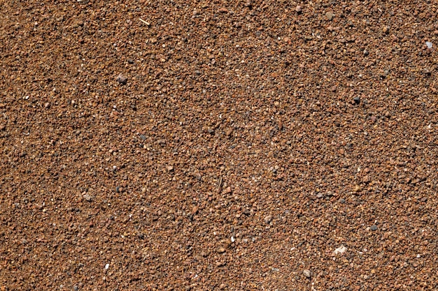 Kiezels. kleine stenen grind textuur achtergrond