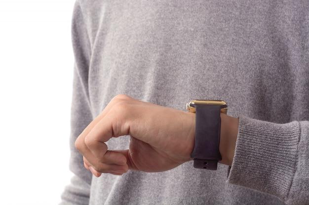 Kijken stijlvolle touchscreen innovatie muziek