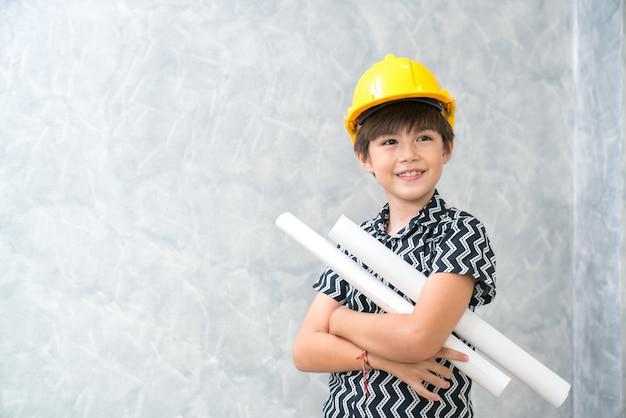 Kind ingenieur