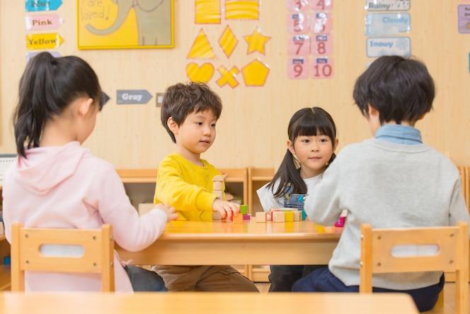 Kinderen terug naar school