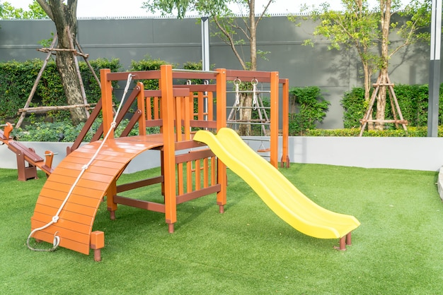 Kinderspeelplaats voor kinderen