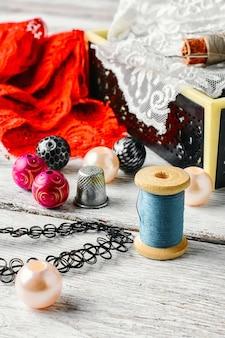 Kistje van juwelen