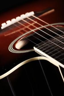 Klassieke akoestische gitaar
