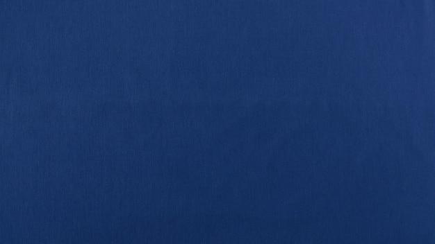 Klassieke blauwe kleur stof textuur achtergrond oppervlakte mode kleur van het jaar