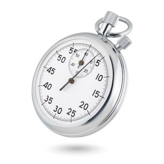 Klassieke mechanische analoge stopwatch