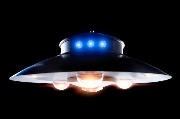 Klassieke ufo-schotel
