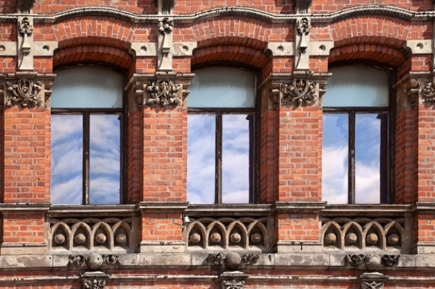 Klassieke venster set