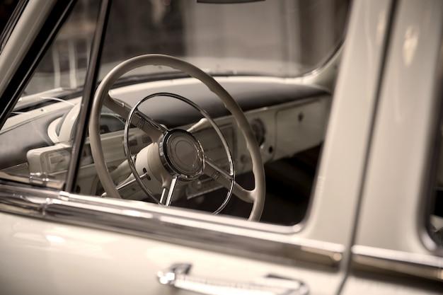 Klassieke vintage auto