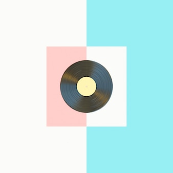 Klassieke vinylplaat