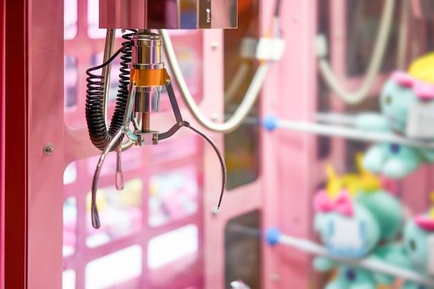 Klauwmachine spel arcade voor picker poppen