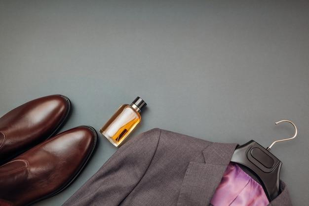 Kleding en chelsea lederen laarzen voor heren