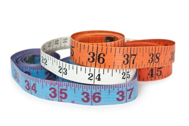 Kleermakersmeters met klassieke ideale maat