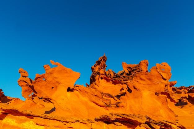 Klein finland in de buurt van mesquite, nevada, vs.