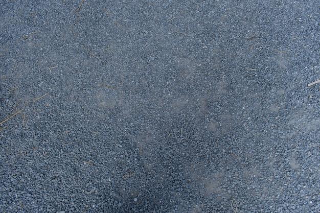 Kleine en kleine kiezelstenen oppervlak