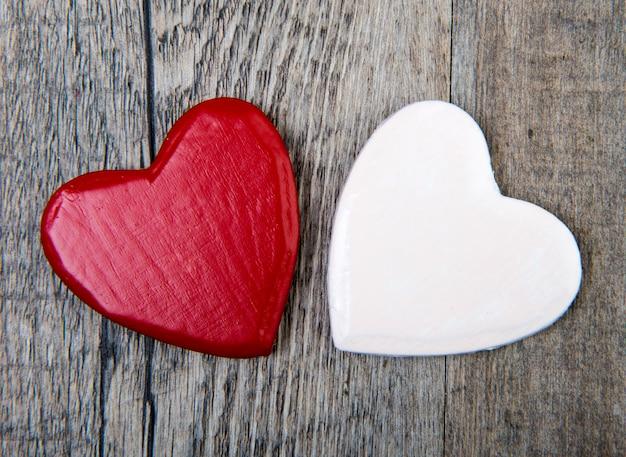 Kleine harten voor valentijnsdag