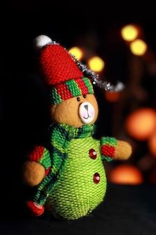 Kleine kerstman baard