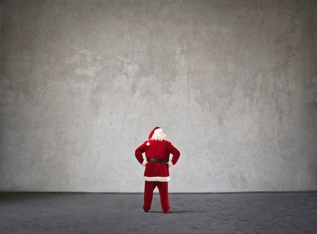 Kleine kerstman