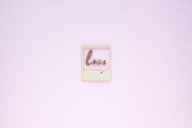 Kleine liefde die in beeld schrijft