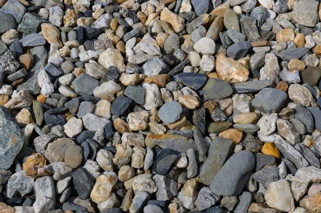 Kleine steen textuur abstracte achtergrond