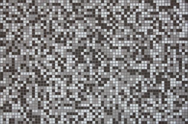 Kleine vierkante tegels achtergrond