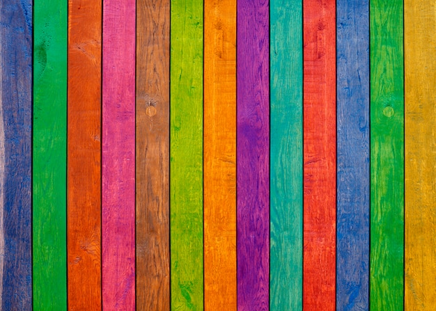 Kleur houtstructuur