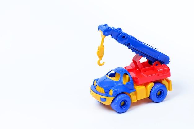 Kleur speelgoedauto