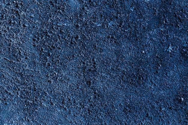 Kleur van het jaar 2020 - classic blue. gestructureerde achtergrond