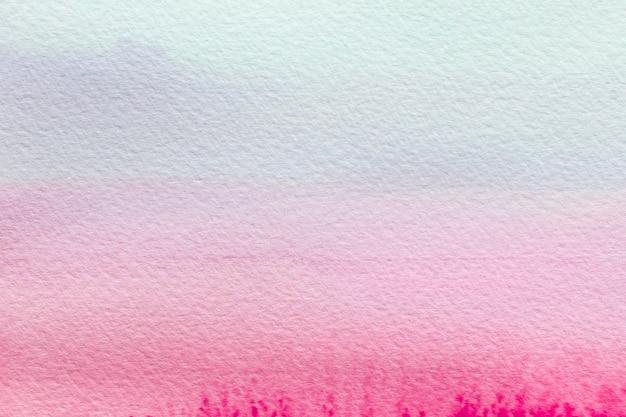 Kleurovergang paarse aquarel kopie ruimte patroon achtergrond