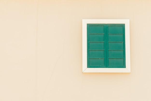 Kleurrijk raam