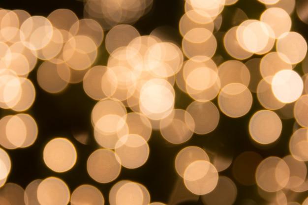 Kleurrijk van wazig bokeh lichten