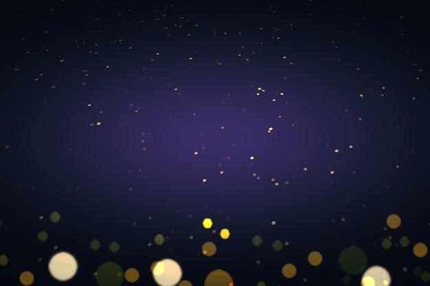 Kleurrijk wazig licht voor achtergrond Premium Foto