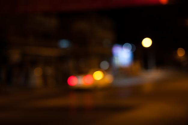 Kleurrijke achtergrond wazig bokeh textuur en intreepupil fonkelende lichten.