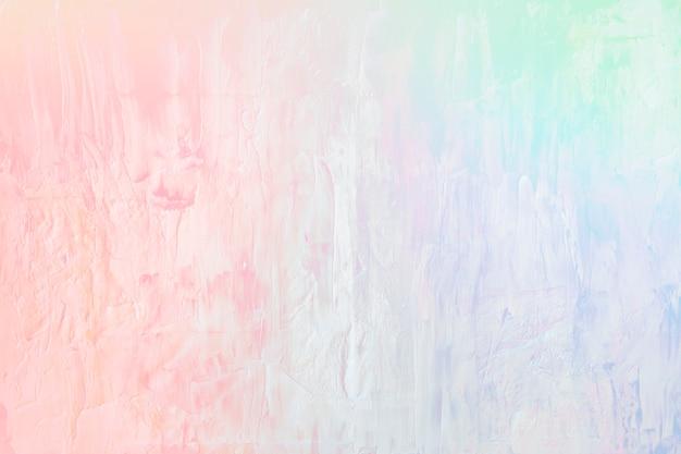 Kleurrijke acrylverf getextureerde achtergrond afbeelding Premium Foto