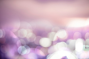 Kleurrijke bokeh licht achtergrond