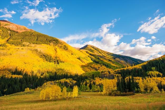Kleurrijke colorado lands