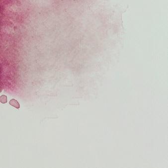 Kleurrijke compositie met aquarel penseelstreken