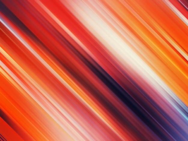 Kleurrijke diagonale lijnen patroon, abstracte achtergrond met kleurovergang. luxe en elegante stijlillustratie met zacht en onscherp bewegingseffect