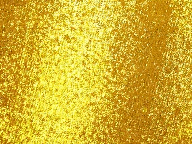 Kleurrijke gouden abstracte schilderkunst