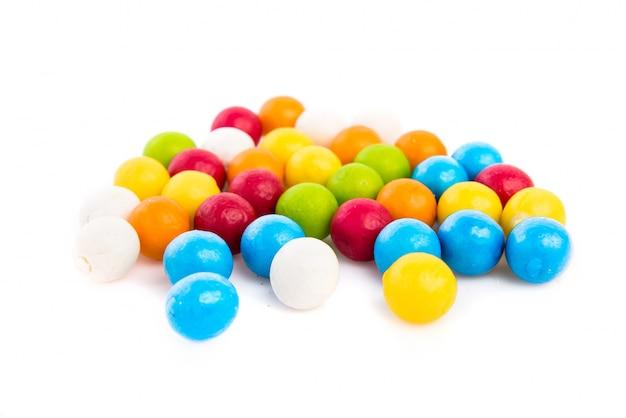 Kleurrijke gumballs